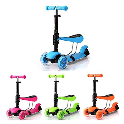 Baby Scoot 1 jumphigh baby sit scooter 3 in 1 kick scooter with