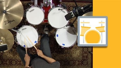 drum kit tutorial drum set instruction on the beaten path