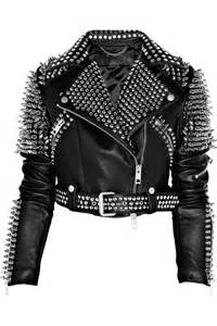 Leather Studded Best 25 Studded Leather Jacket Ideas On Paint