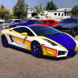 West Coast Customs Lamborghini Error