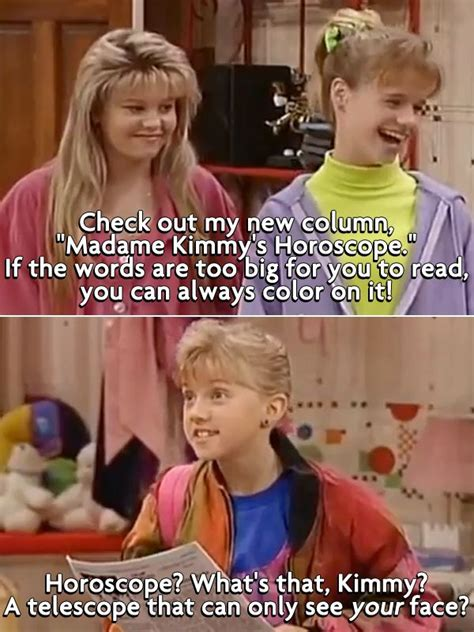 full house documentary biography channel the 9 best insults from 90s kids tv shows horoscopes