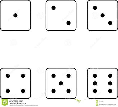 printable dice faces dice face cliparts co