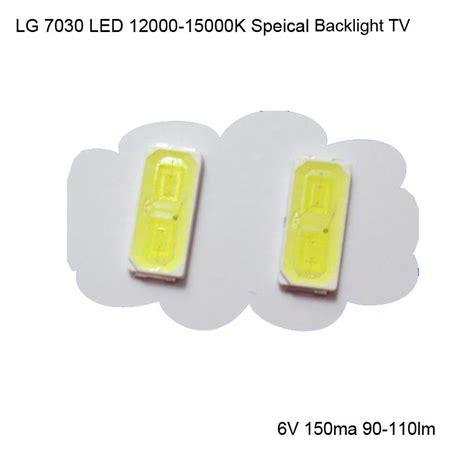 Lg Innotek Led Backlight 1 W 7030 6 V Aplikasi Tv Smd Putih Dingin original lg innotek led backlight 1w 7030 6v cool white tv application fast delivery in led