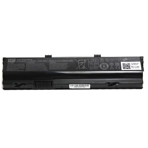 Origina Battery Dell Alienware M15x P08g Series Notebook F681t Dynpk replacement hc26y 11 1v 56wh battery for dell alienware