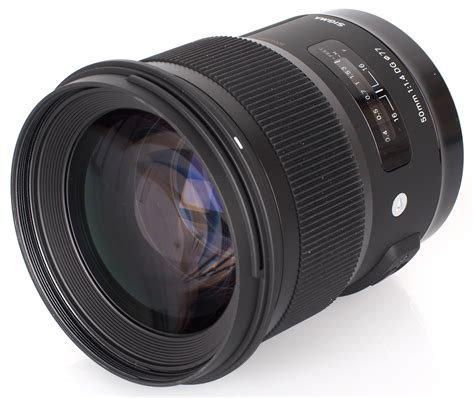 Sigma 50mm 1 4 sigma 50mm f 1 4 dg hsm lens review