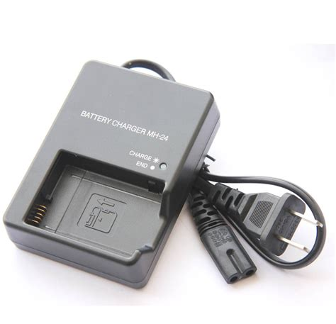 Charger Nikon Mh 24 For En El14 14a Nikon Mh 24 For Enel 14 14a original mh 24 mh24 mh 24 battery charger for nikon en