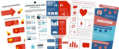 5 Infographics To Teach You How To Easily Make Creating Infographics With Powerpoint