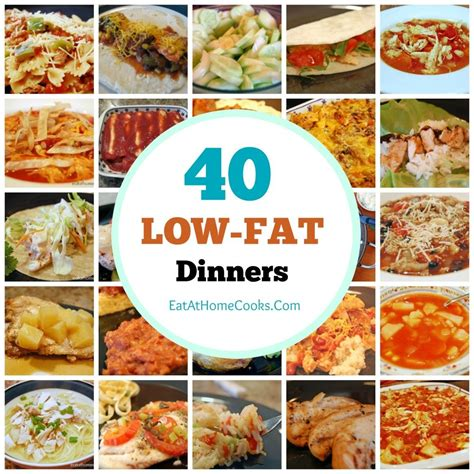 Big List my big list of 40 low recipes big and food