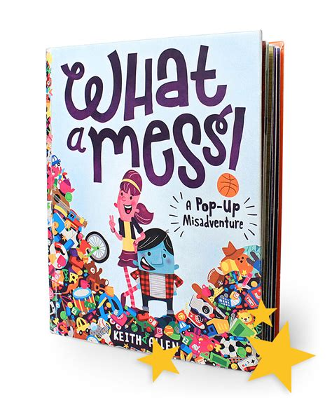 from mess to best books what a mess launched on kickstarter best pop up books