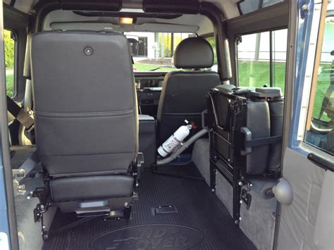 2014 land rover defender interior image gallery defender 90 interior