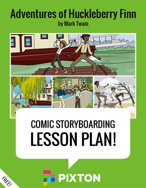 huckleberry finn important themes lesson plan adventures of huckleberry finn by mark twain