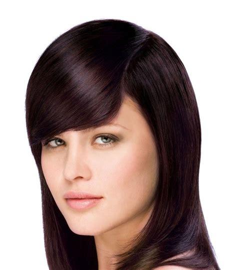 mahogany colored hair medium mahogany brown hair color best medium hairstyle