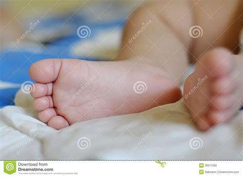 Kawaii Baby Foot baby foot stock photography image 35011582