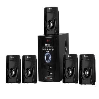Home Theater Multimedia Nvc flow flash bluetooth 5 1 multimedia speaker home theater system home theaters usb 5 1