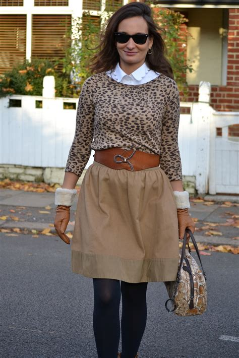 Handbags Are An Easy Way To Wear Leopard Print by Fashion Two Ways To Wear Animal Leopard Print