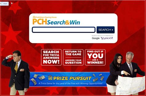 pch fan page how to play pch prize pursuit on the pch fan page