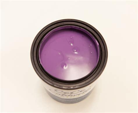 chalk paint purple quot new orleans purple quot cece caldwell s chalk clay paint