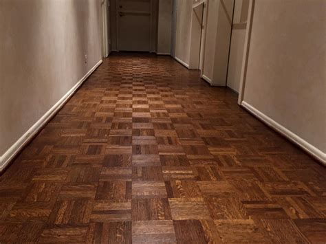 Refinish Hardwood Floors Chicago Chicago Refinishing Hardwood Floor Mosaic Finger Parquet White Oak Tom Flooring
