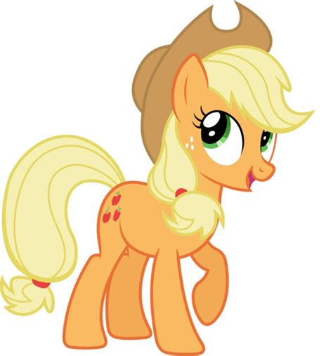 imagenes de apple jack de my little pony im 225 genes de my little pony