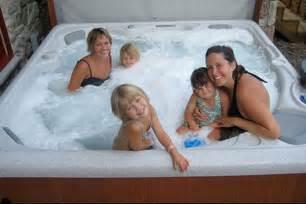 Bathtub Jets Hosting A Safe Children S Tub Party Thermospas Tubs