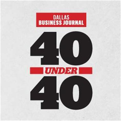 dallas entertainment journal the best of dallas 40 under 40 honoree dallas business journal coach keisha