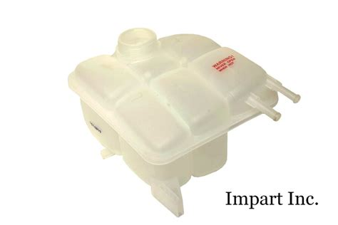 volvo overflow radiator expansion tank  ebay