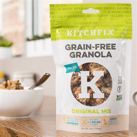 Granola Original Tajba Pouch Medium The Healthy Snack snacks at whole foods you probably t tried yet fabfitfun