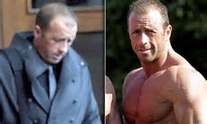 body building police officer   possession