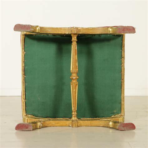 sedie antiquariato sedia dorata sedie poltrone divani antiquariato