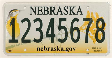 nebraska dmv lincoln ne new nebraska license plates being unveiled tomorrow