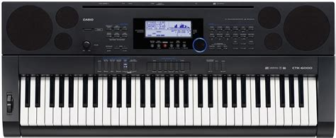 Keyboard Casio At3 Casio Ctk6000 Keyboard W 61 Piano Style Pssl
