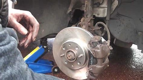 fiat panda brake pads chaning brake discs and pads on a fiat punto