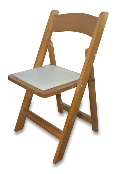 Padded Folding Chairs Wollongong Hire Wooden Padded Folding Chair