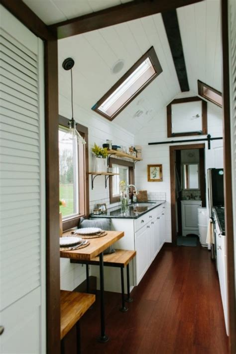 tiny heirloom s larger luxury tiny house on wheels couple s luxury tiny heirloom home on wheels