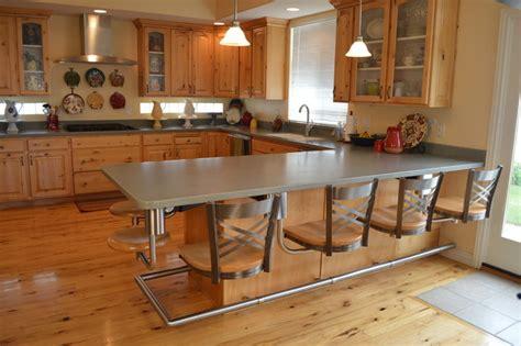 Snack Kitchen by Kitchen Snack Bar Seating
