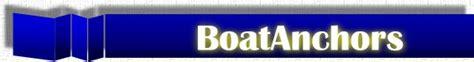 boat anchor radio net boatanchors