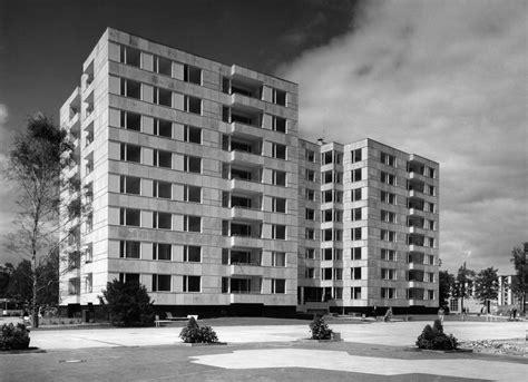 hansaviertel apartment house 183 architecture navigator - Hansaviertel Apartments