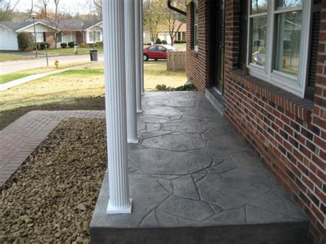 Front Porch Concrete Ideas excellent tips to help you painting concrete front porch