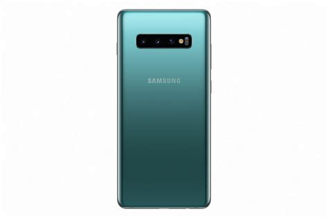Samsung Galaxy S10 Green by Samsung Launches The Galaxy S10 Series The S10 5g Is The Most Costly