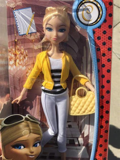 chloe anti bug dolls earrings  pics miraculous