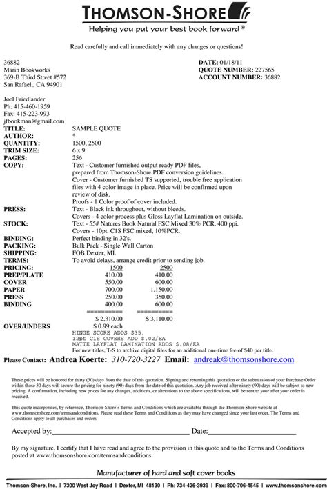 Service Fee Quotation Letter quotation letter for interior design www napma net