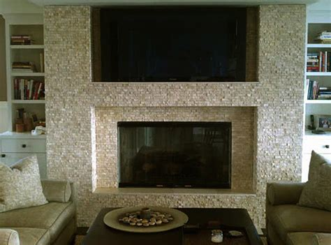 Faced Fireplace by Fireplaces N Mountain