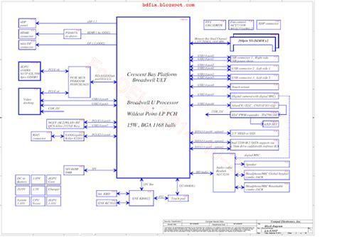 Bq24721c Bq 24721c 1 dell alienware 13 compal zap00 la a301p rev 1 0 schematic diagram bd fix