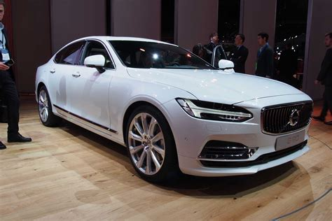 Volvo S90 Price 2017 Volvo S90 Specs And Price