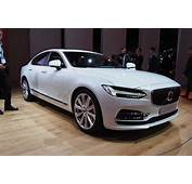2017 Volvo S90 Video First Look