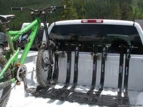 bett bike truck bed bike rack plans bed plans diy blueprints