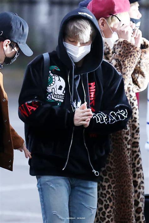 Jaket Hoodie Zipper Bts Rap 94 bts jimin jacket with zipper and baseball style