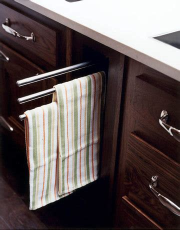 kitchen towel bars ideas kitchen towel rack kitchenidease
