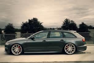 Audi A6 Rims 365hp Audi A6 Tdi With 21 Inch Loma Wheels