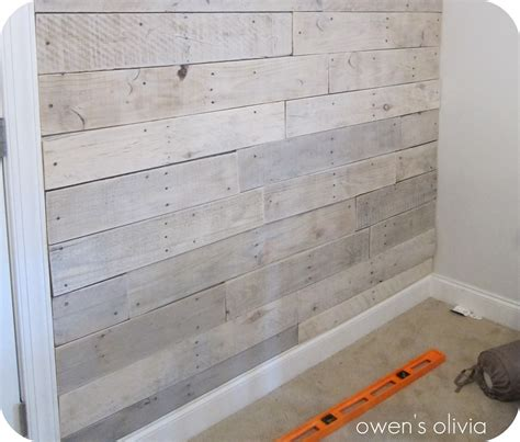 how to whitewash wood panel walls owen s olivia whitewashed wood technique tutorial